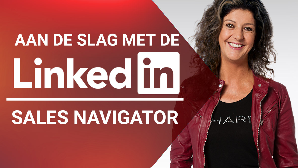 Videotraining Leads en klanten werven met LinkedIn