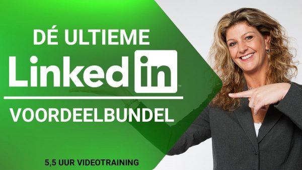 De ultieme LinkedIn voordeelbundel