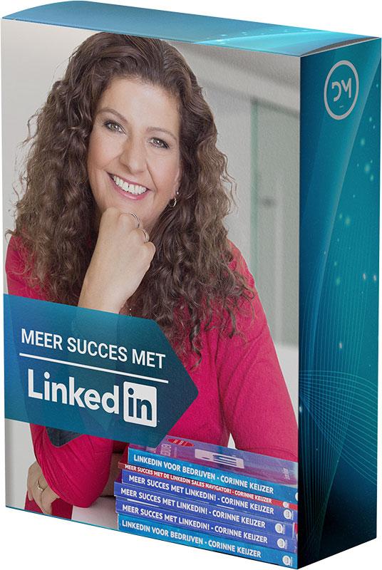 Corinne Keijzer - Meer succes met LinkedIn - Videotraining